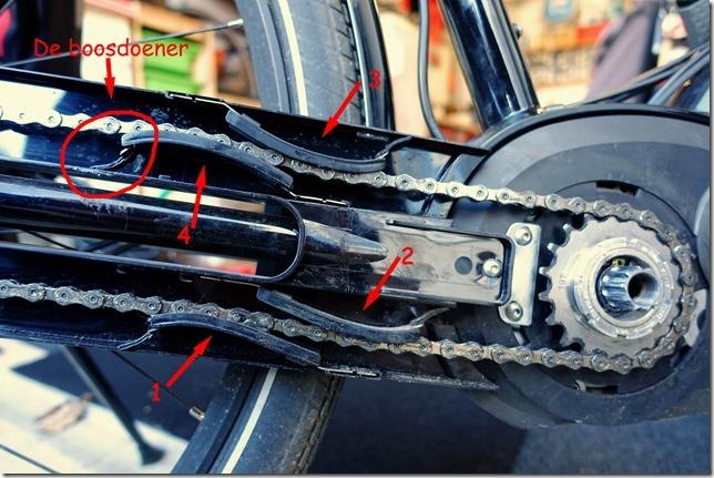 Idworx Power Rohler E Bike Met Bosch En Rohloff