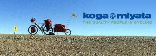 Reisverhalen @ Koga.com