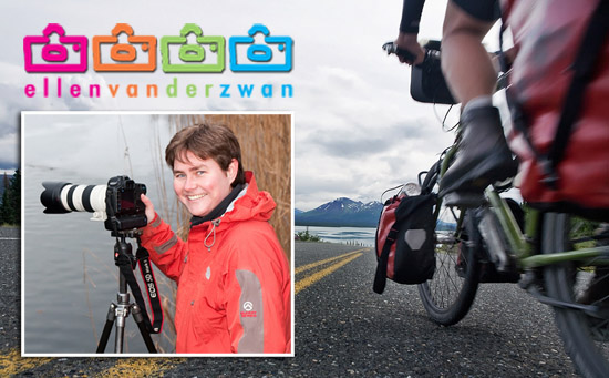 Introductie: reisfotografe Ellen van der Zwan.