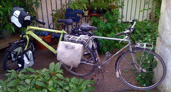De fiets van… Greetje uit Apeldoorn.