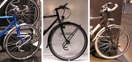 Bike Motion 2010: Van Herwerden, VSF & Multicycle