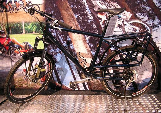 Bike Motion 2010: Tout Terrain Panamericana