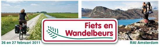 Fiets & Wandelbeurs 2011