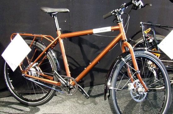gebruikte rohloff fiets
