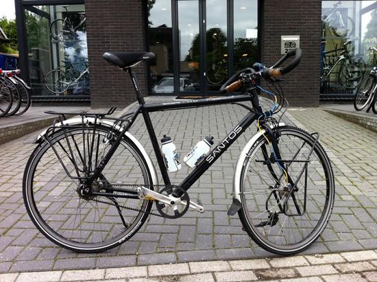 De fiets van… James Bowthorpe @ BongersBikes
