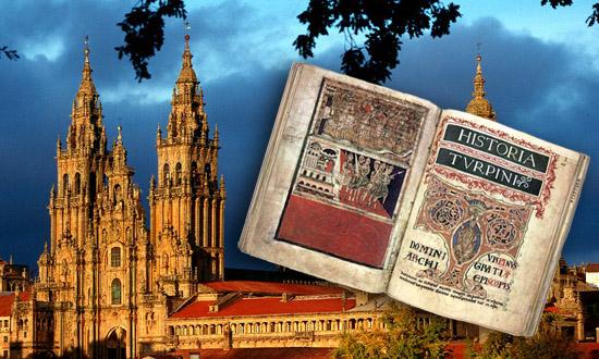 Santiago beroofd van beroemd manuscript
