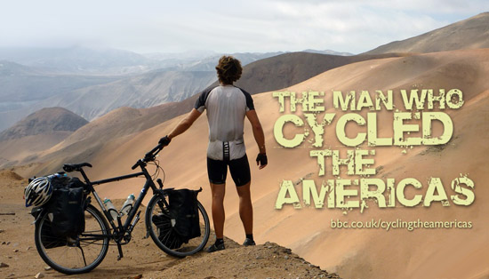 Mark Beaumont – The Man Who Cycled The Americas