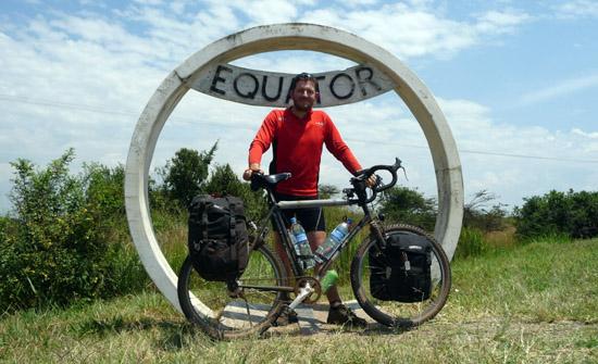 De fiets van… Shane uit Lisserbroek