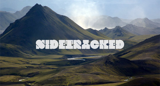 Webtip: SIDETRACKED.co.uk