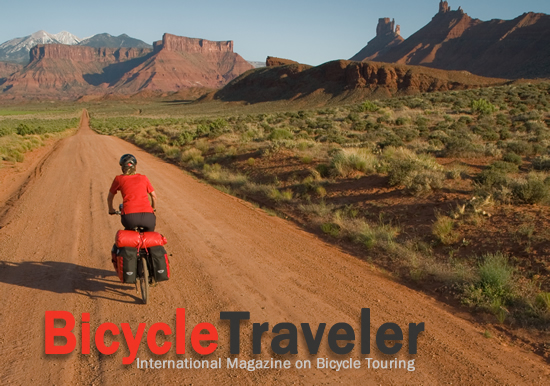 bicycle traveler