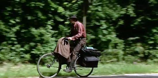 Frans Anders op fietsvakantie