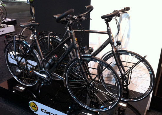 Goldline Amerigo op Bike Motion