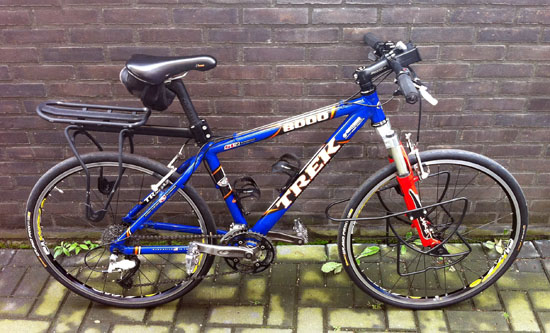 De fietsen van… Henk en Renate