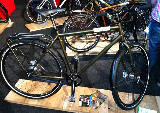 Bike Motion '11 – Tout Terrain Twentyniner Tandriem