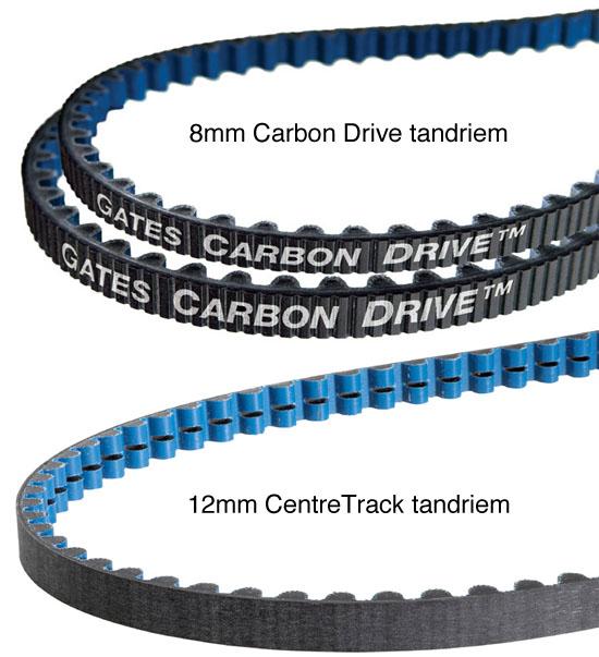 Gates CDC & CenterTrack tandriemen