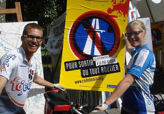 Wij willen geen snelweg, maar fietspaden!