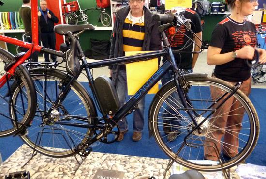 Santos Travelmaster E-bike