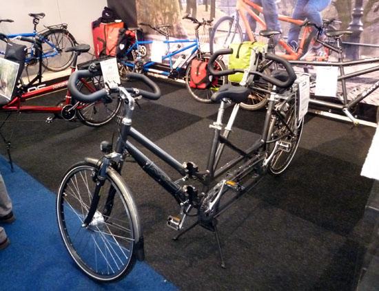Multicycle tandem