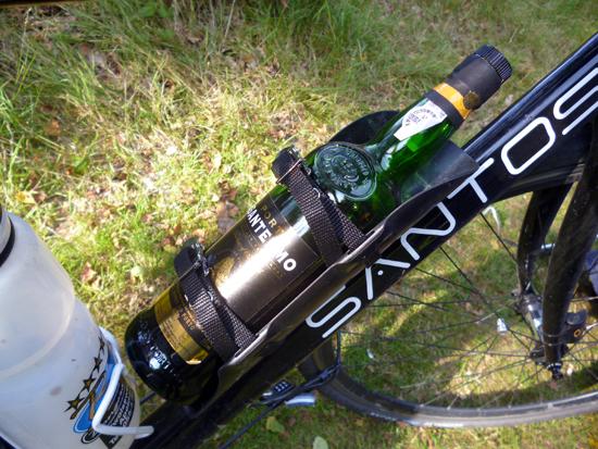 Test: Santos Multifunctionele Flessenhouder