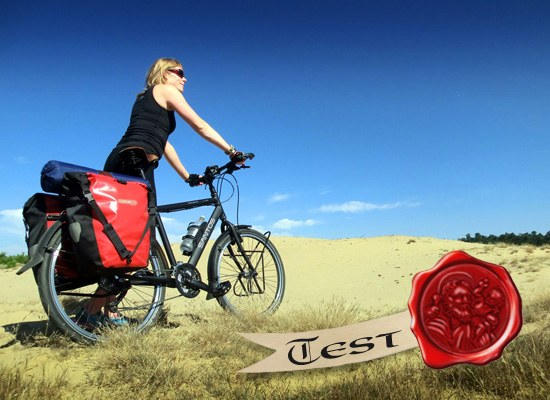 Test: Santos Travelmaster 2.6 Alu Special
