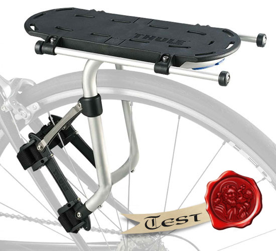 Test: Thule Pack 'n Pedal bagagedrager