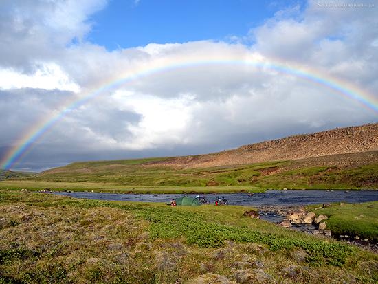 IJsland – De Overnachtingen