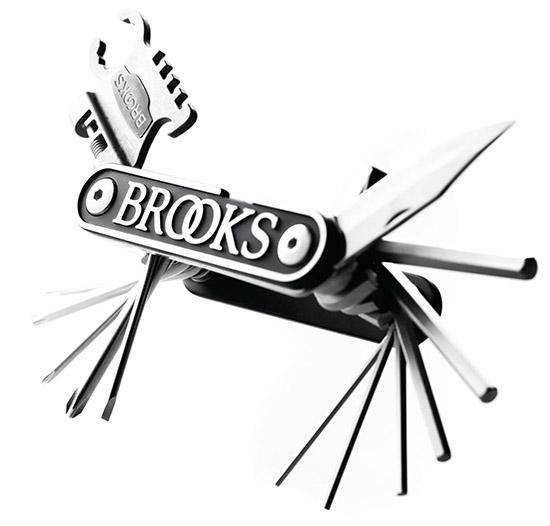 Nieuw 21-delig Multitool van Brooks