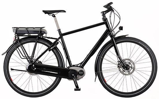 Idworx Power Rohler: E-bike met Bosch en Rohloff