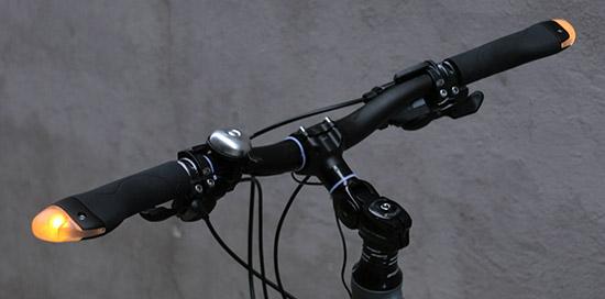 BlinkerGrips - handvatten met verlichting — Sint Christophorus