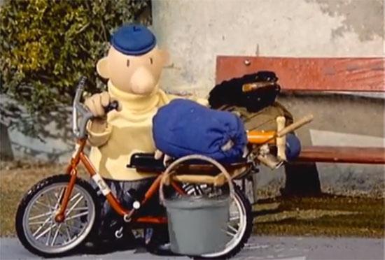 Buurman & Buurman op fietsvakantie