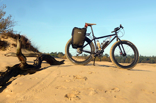 Test in uitvoering: Surly Pugsley