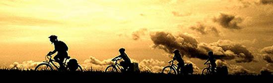 fietsenmetkinderen