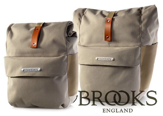 Brooks Norfolk, Suffolk en Isle of Skye fietstassen