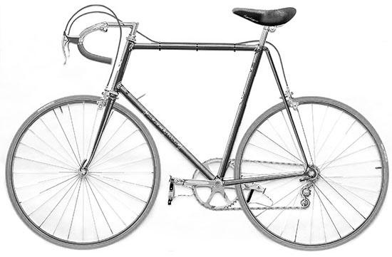 hoogte fiets bepalen kind