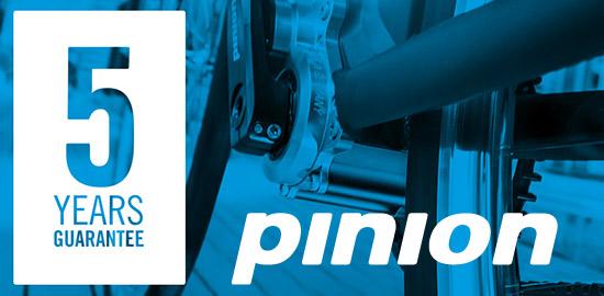 pinion-garantie