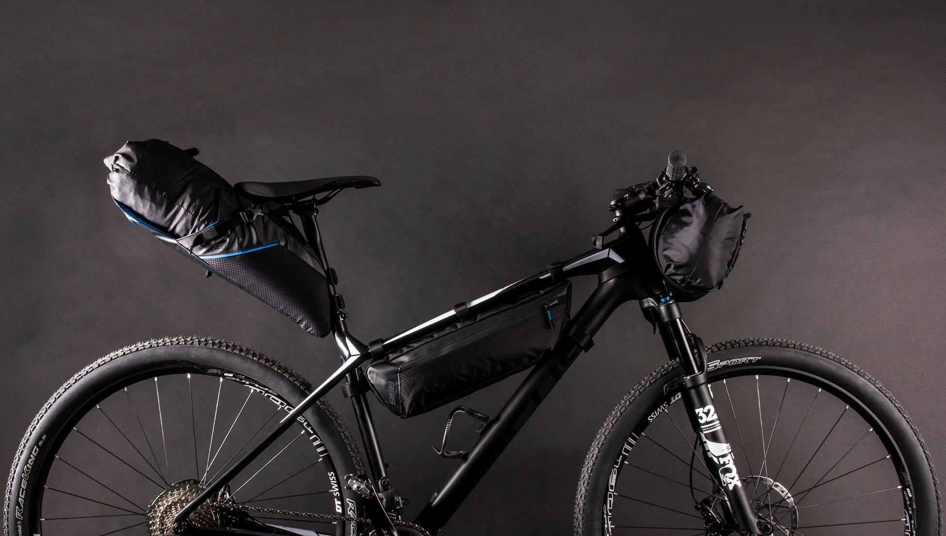 BBB bikepacking tassen