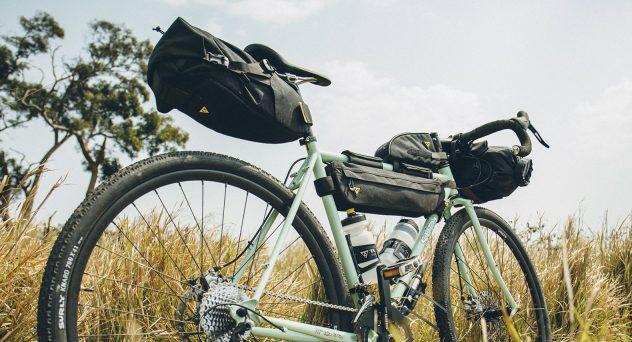 Topeak bikepacking tassen