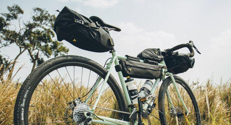 Nieuw: Topeak Bikepacking tassen
