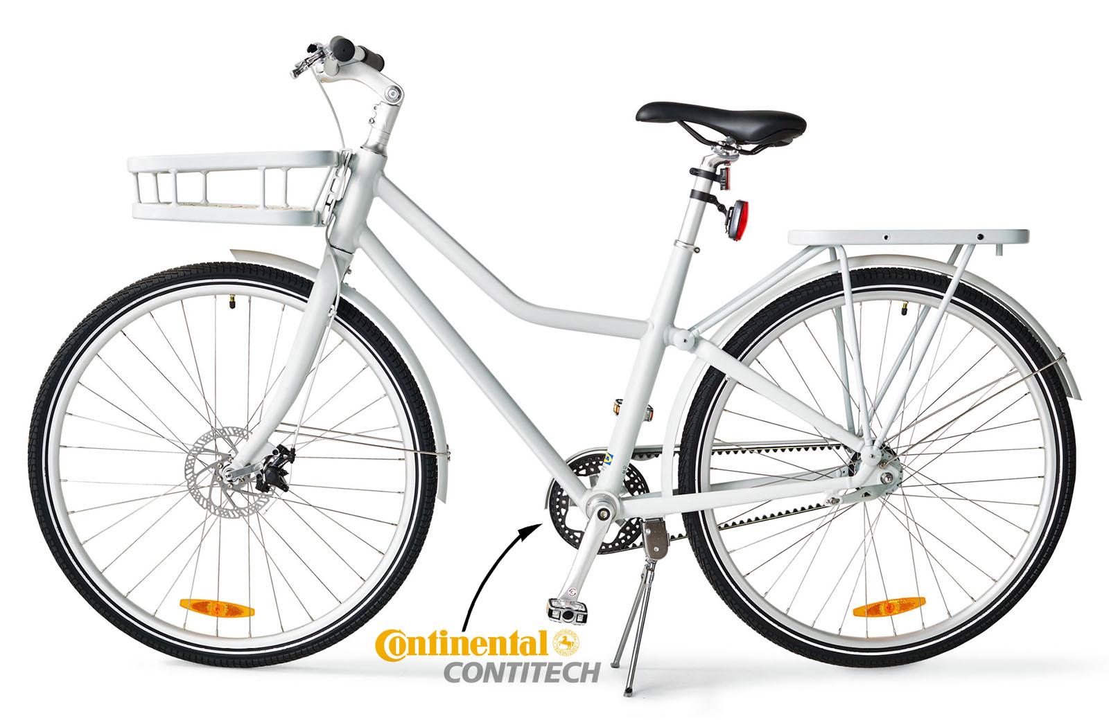 Ikea Sladda fiets Continental tandriem
