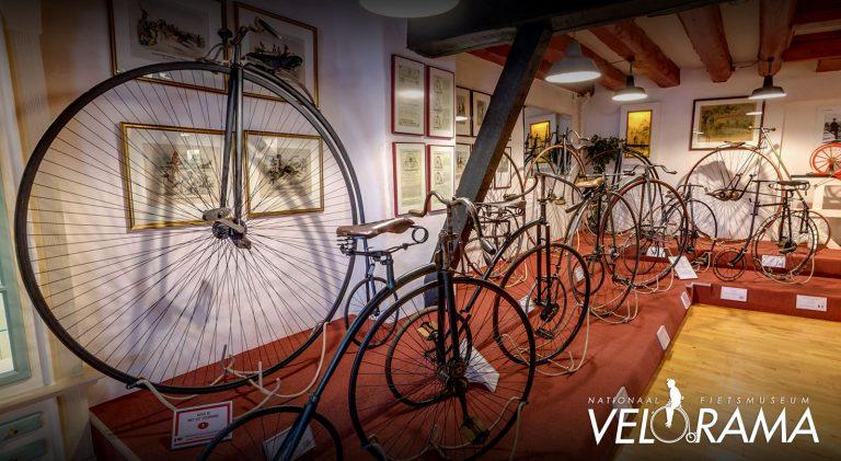 Bezoektip: Velorama fietsmuseum