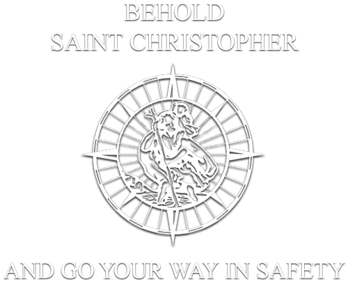 Behold Saint Christopher