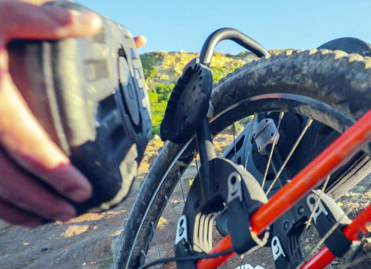 AEROE – Modulair bikepacking systeem