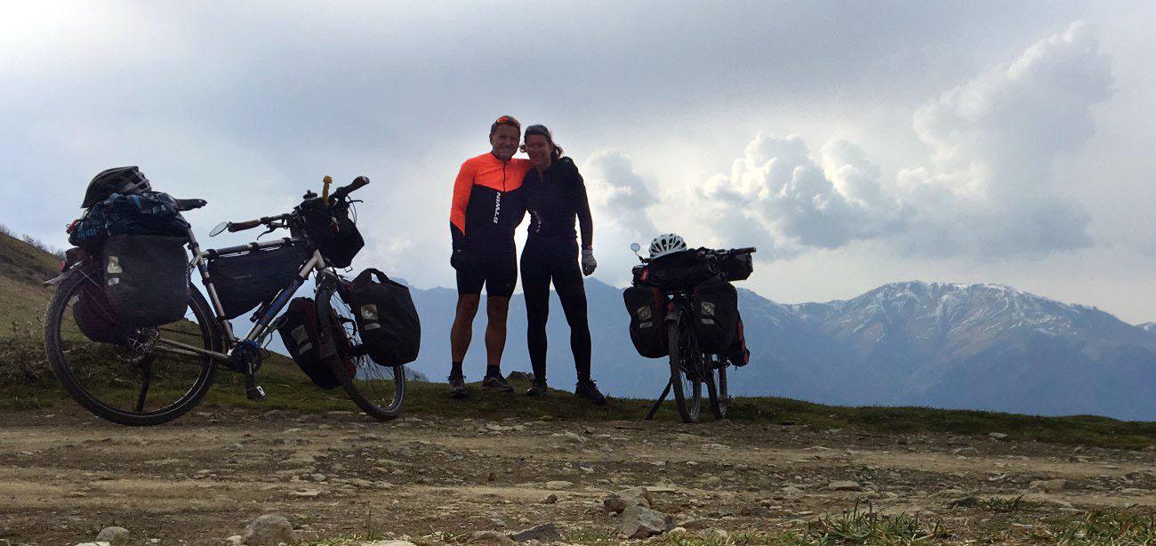 Harry en Roelie op wereldreis per Pilot Vamos