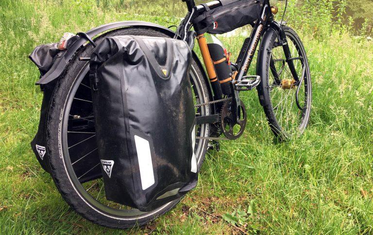 Test: Topeak Pannier Drybag DX