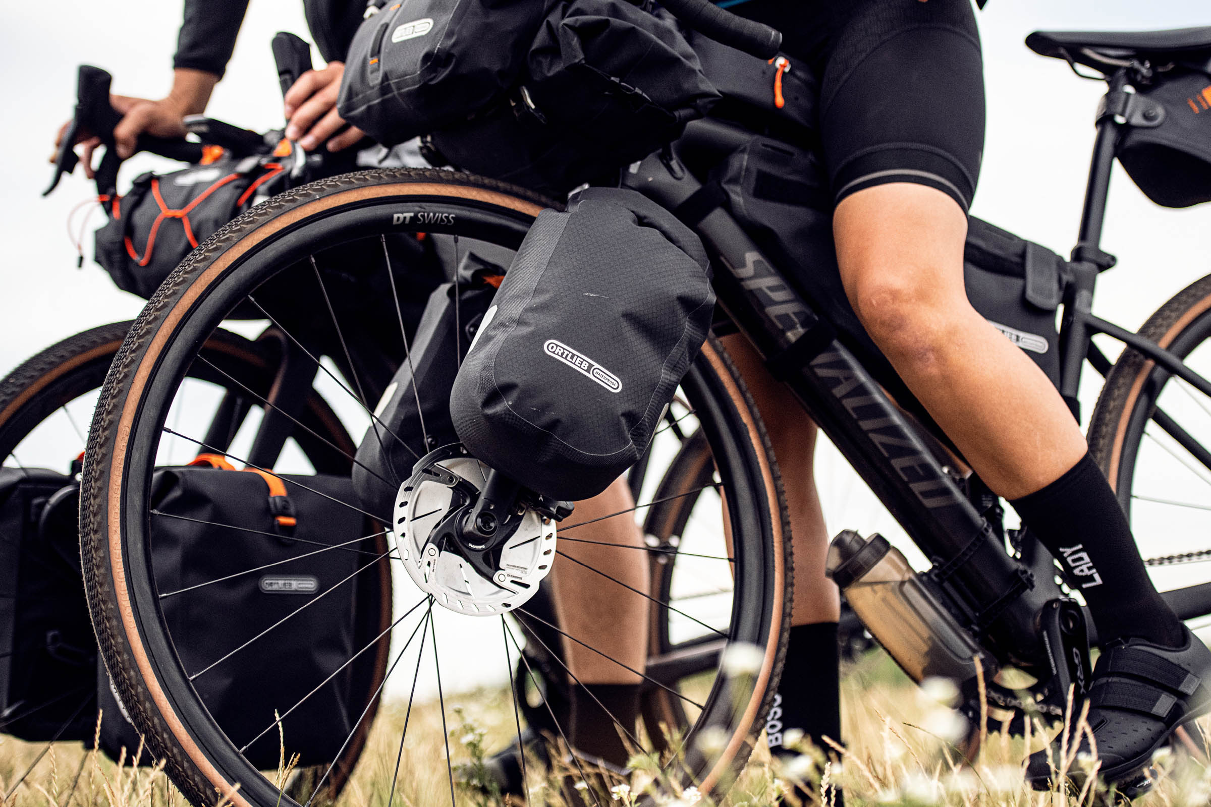 Ortlieb Bikepacking tassen update