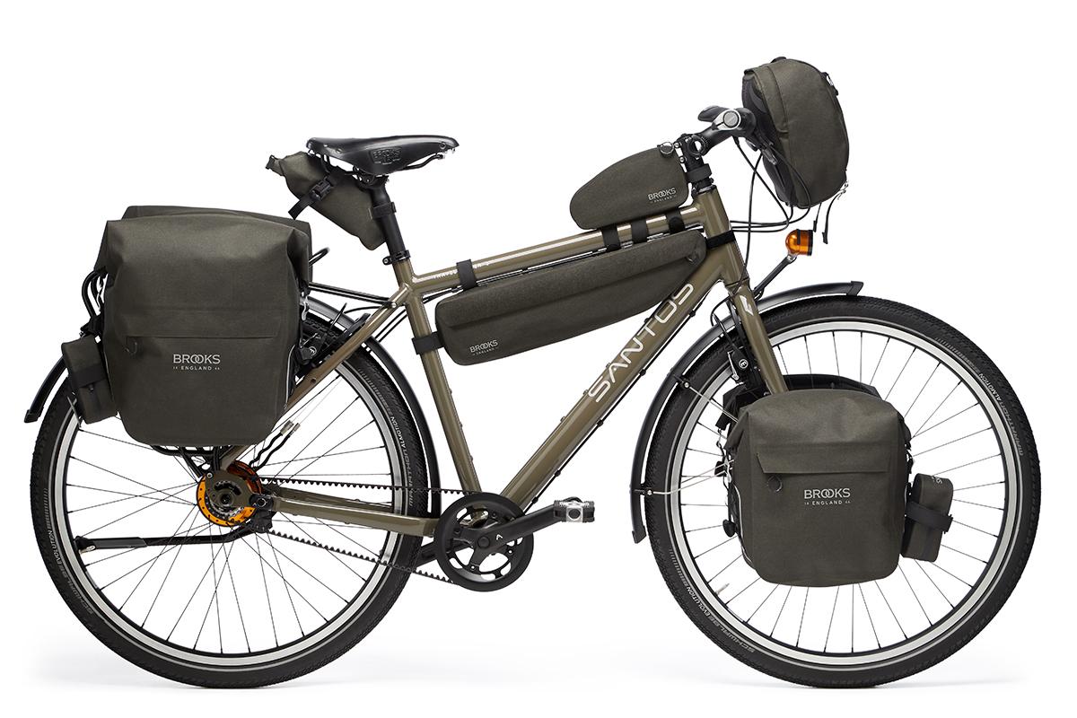 Brooks Scape fietstassen