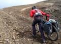 Abus In Vizz helm in IJsland