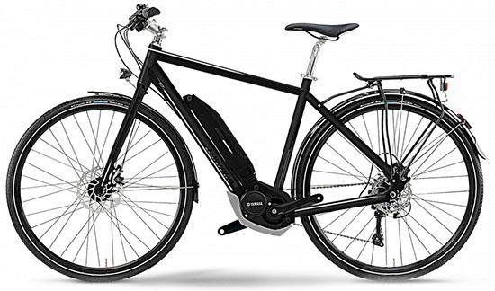 Winora Y610.X Light – Strakke en lichte E-bike