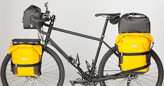 Thule Pack 'n Pedal Adventure Touring fietstassen