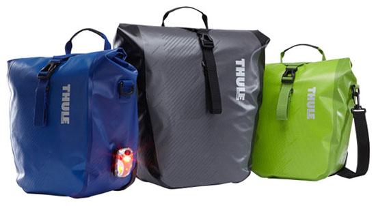 Thule Pack 'n Pedal Shield Panniers fietstassen